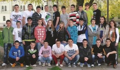 zrenjaninski školski album: 2011