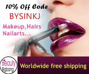 BeautyBigBang 10% off code BYSINKJ