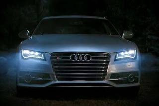 Audi S7 2012 Superbowl