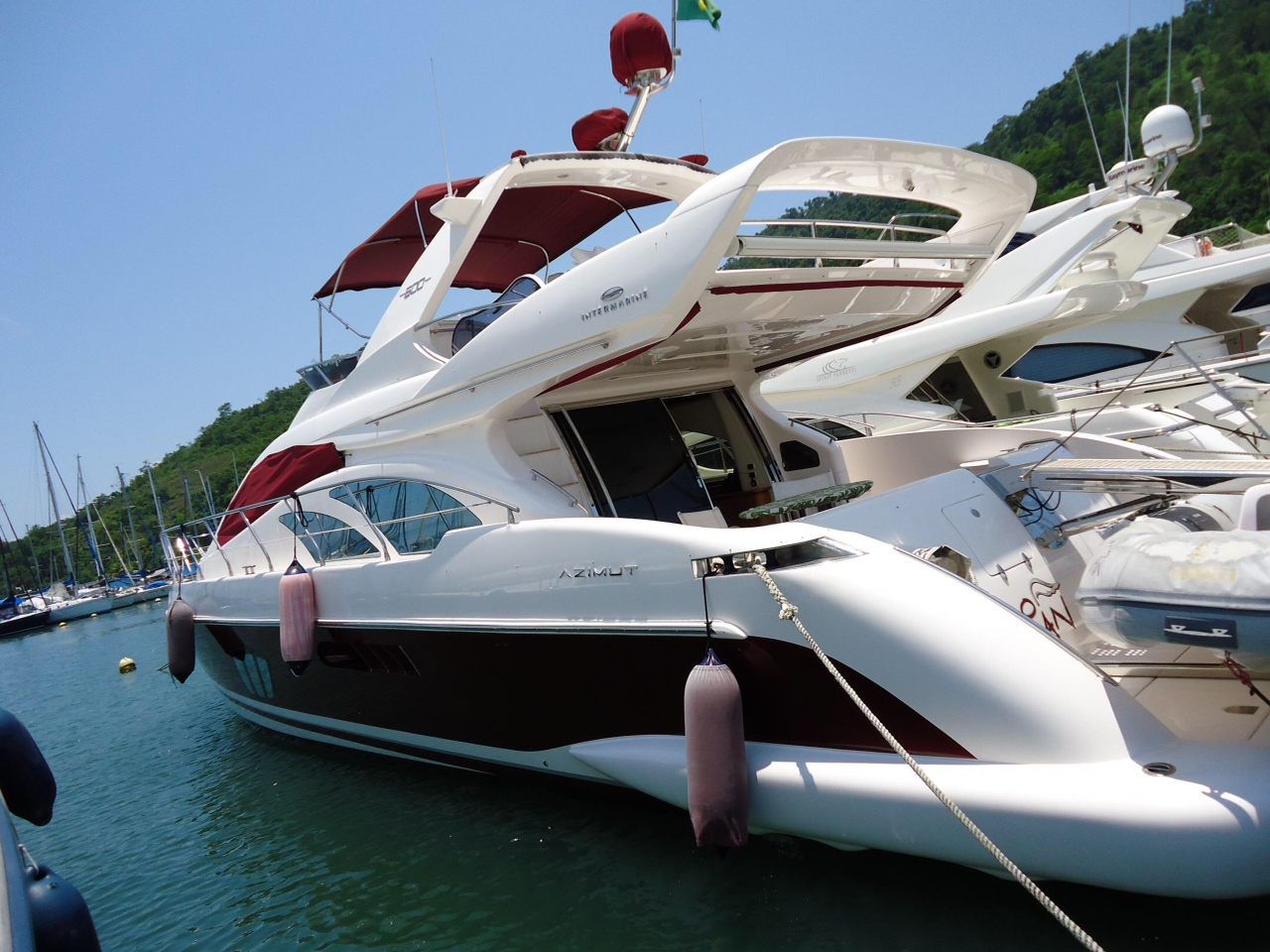 INTERMARINE AZIMUT 600 FULL 2009