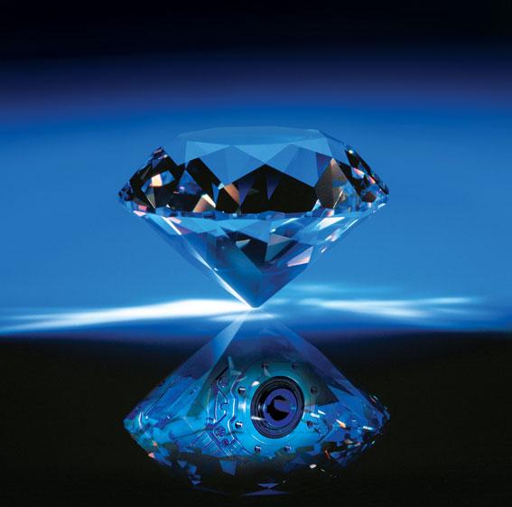 ¿Por qué el diamante es considerada una piedra preciosa?
