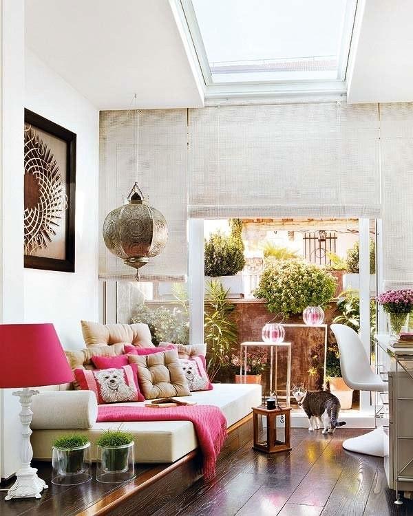 Hogares Frescos: Colorido y Provocador Diseño Interior de ...