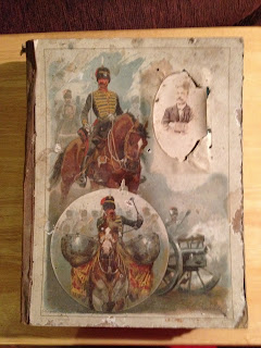 Rescued Victorian Album R. Caton Woodvile illustrations. Page 1