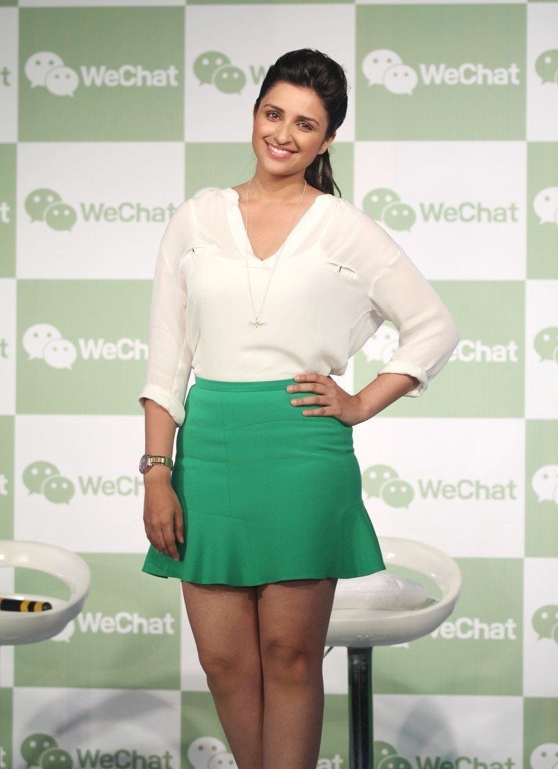 Parineeti chopra hot legs And have