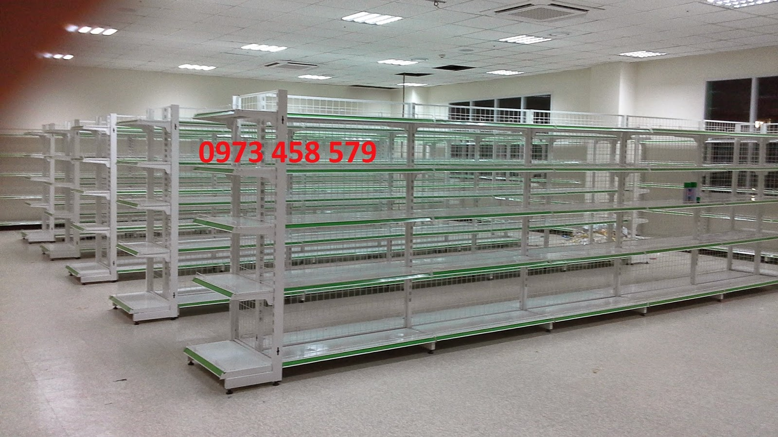 kệ siêu thị giá rẻ