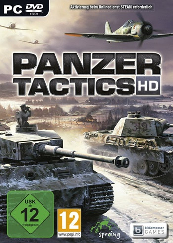 Panzer Tactics HD PC Full Español