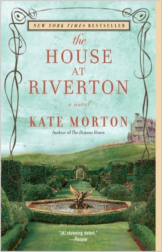 books are my heroine the house at riverton kate morton On the riverton