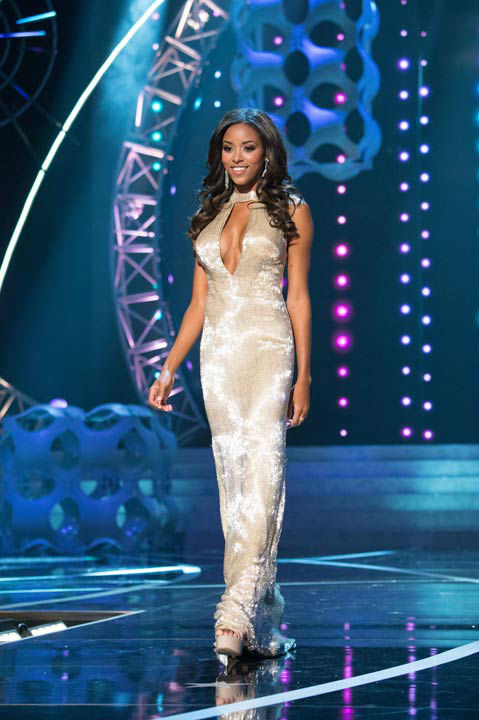 The Striped Flamingo: Miss USA Pageant Thoughts