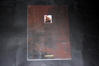 Contraportada del Catálogo 2005