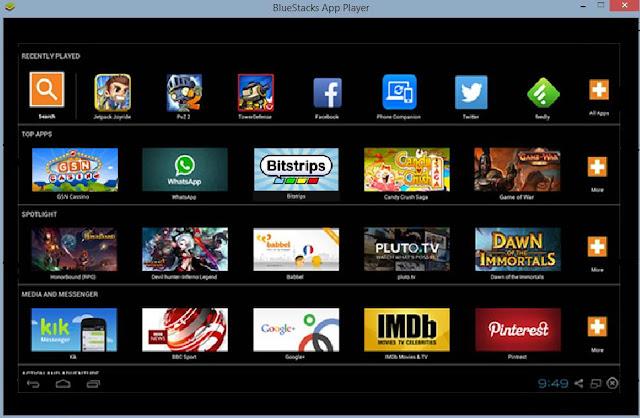 Bluestacks emulateur android pc un logiciel gratuit - Telecharger table de mixage gratuit pour pc ...