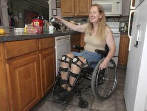 deseo silla ruedas