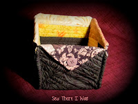 http://backtosew.blogspot.com/2013/12/fabric-box.html