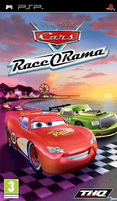 Cars Race 0 Rama [Español] [CSO] [PSP]