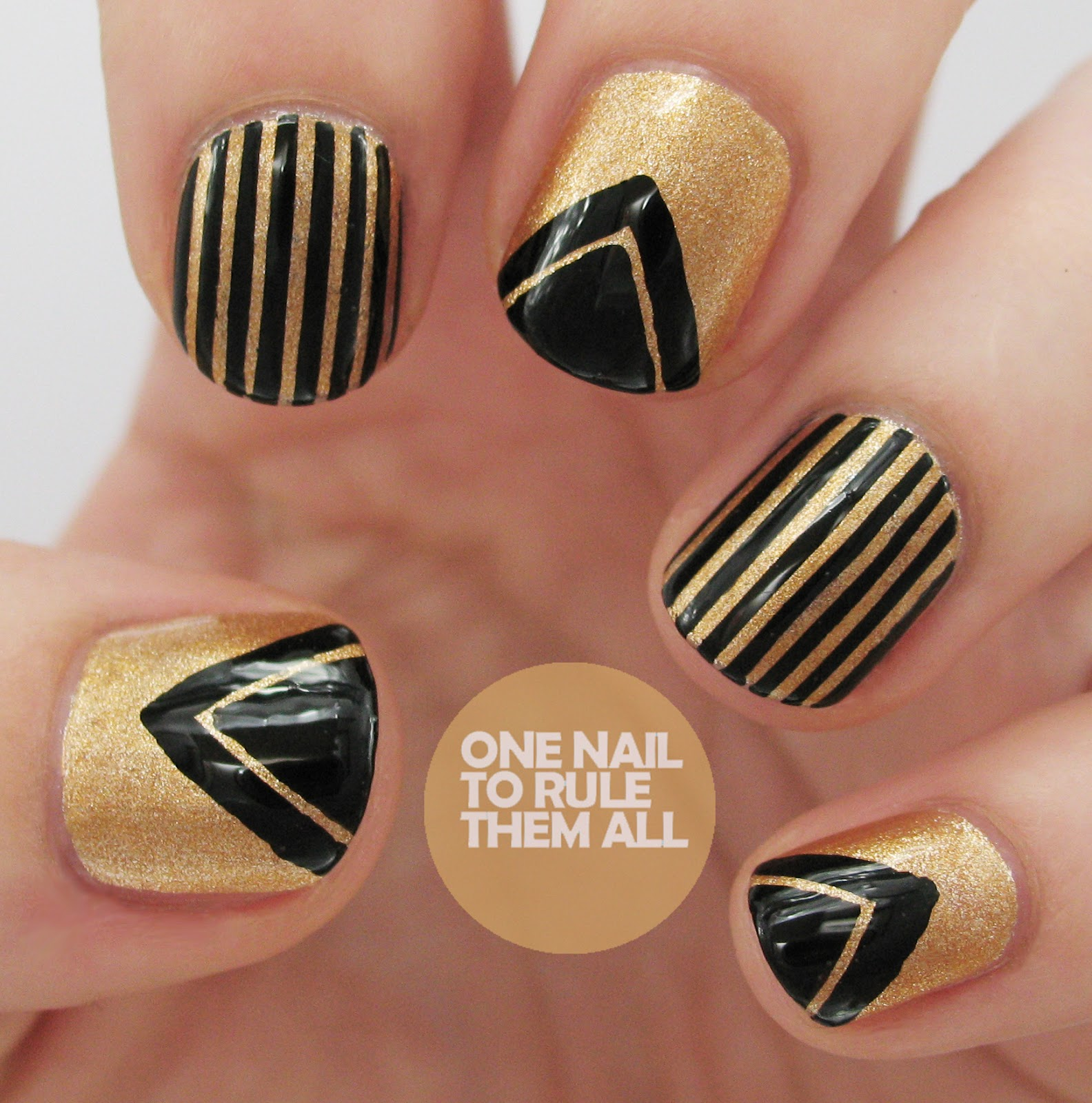 One Nail To Rule Them All Butter London Marbs Review And Nail Art