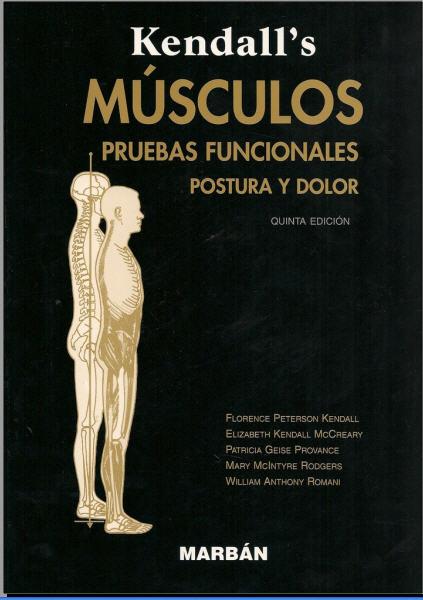 Libros en PDF de Kinesiología y Fisioterapia: Kendall\'s Musculos ...
