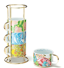 Lilly Pulitzer for Target cups