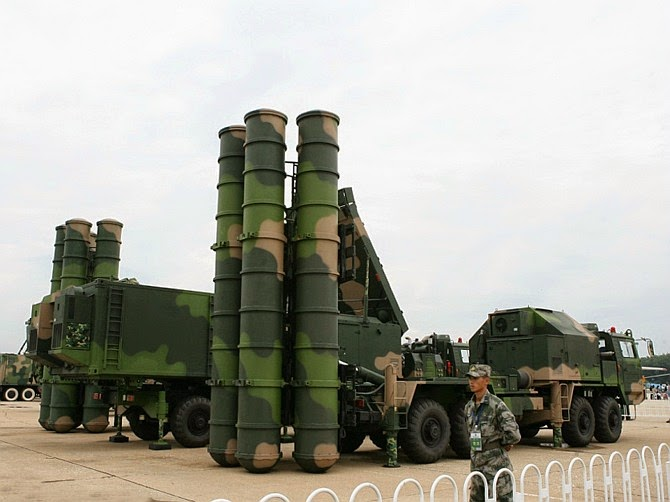 Chinese ABM System