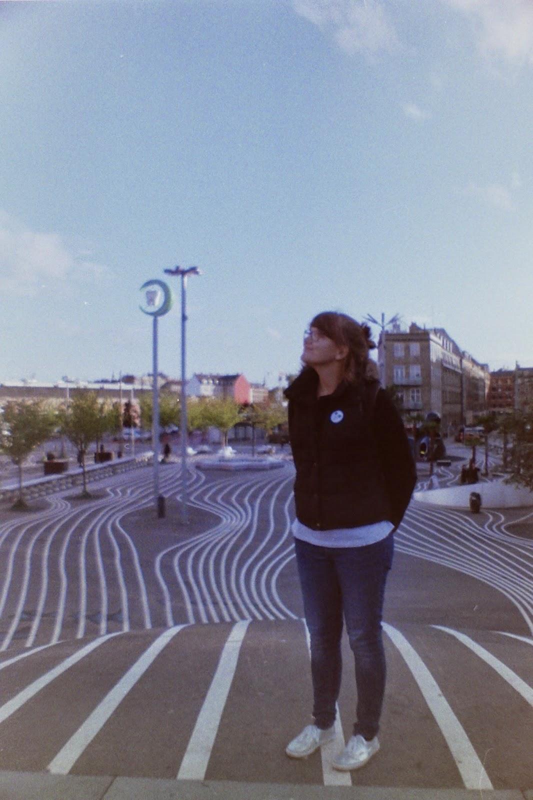 Superkilen, Kopenhagen (Film: DM ISO 400 Kamera: La Sardina)