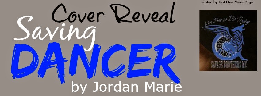 Cover Reveal Saving Dancer by Jordan Marie