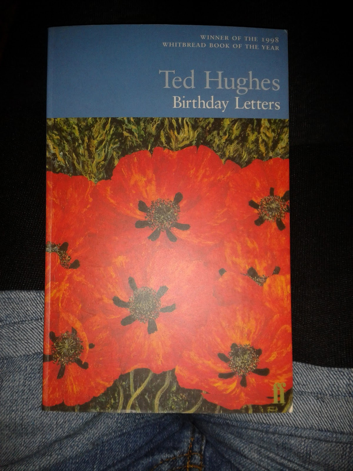 birthday letters ted hughes essays