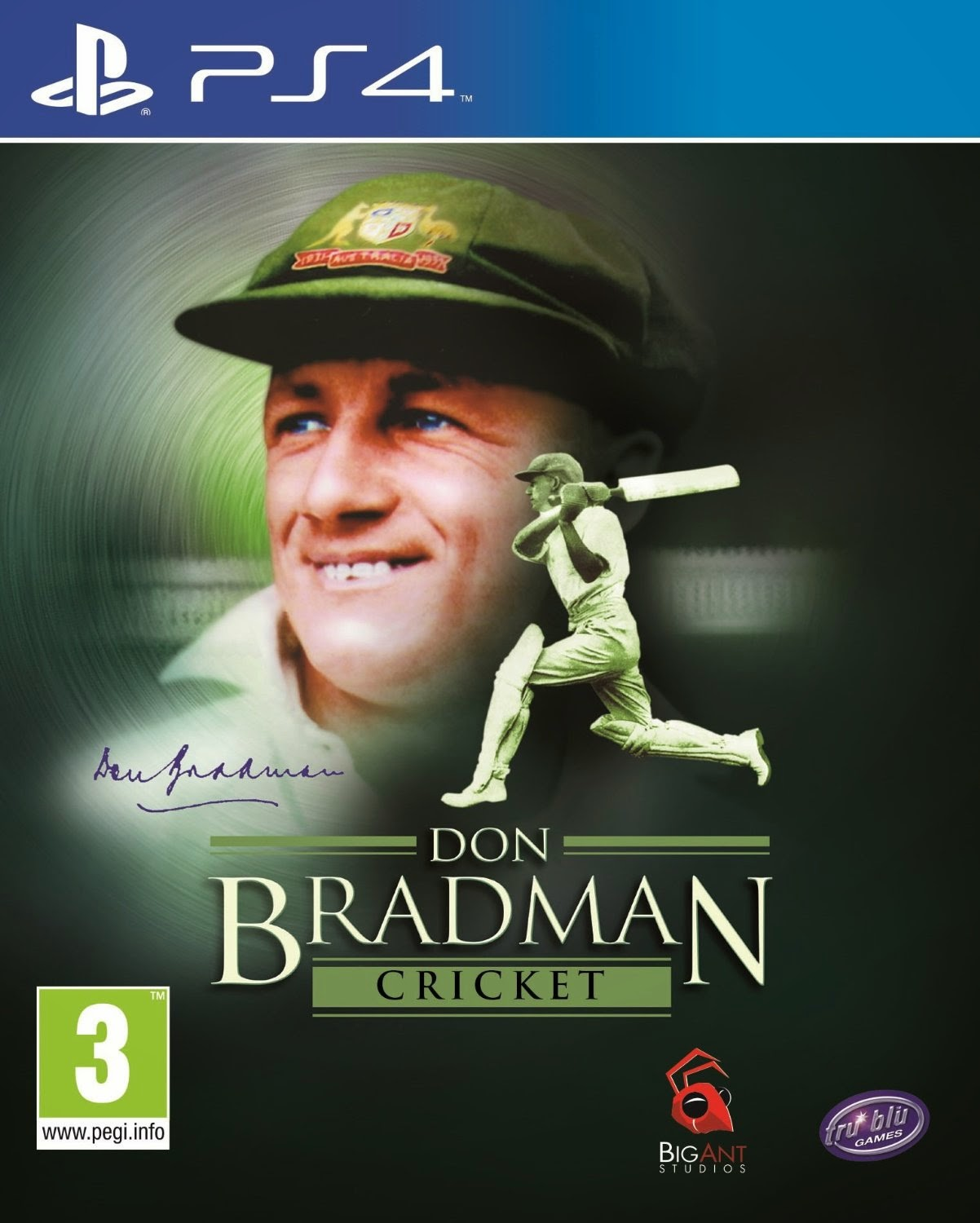 Amazon:- Buy Don Bradman Cricket On Ps4 at Rs.3499 only