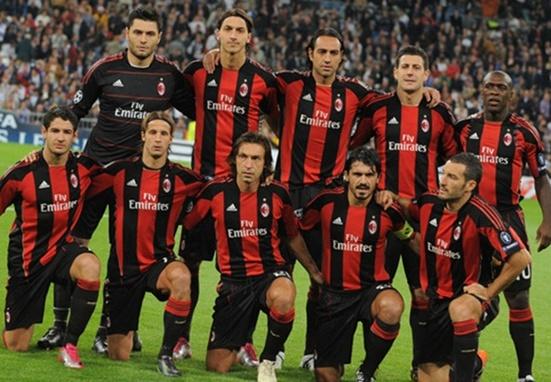 Ac milan ac milan fc for The club milan