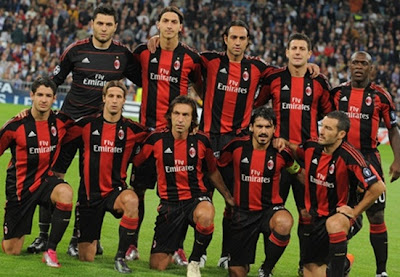 ac milan football club pictures wallpapers