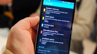 Menghemat Memori di Perangkat Android