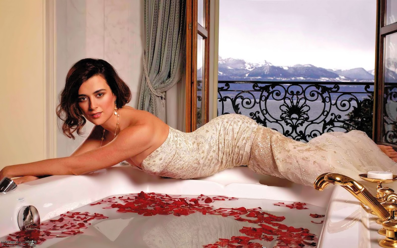 Hot Pictures Of Celebrities Cote de Pablo Hot Pictures 1600 x 1000 295 kB jpeg