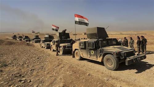 Forças iraquianas recapturam mais aldeias em torno de Mosul