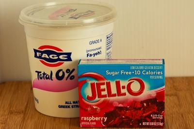 Two-Ingredient Sugar-Free Raspberry Yogurt Pie Recipe For ...