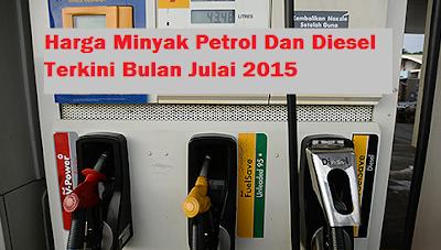 Harga Petrol Dan Diesel Terkini