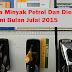 Harga Minyak Petrol Dan Diesel Terkini Bulan Julai 2015