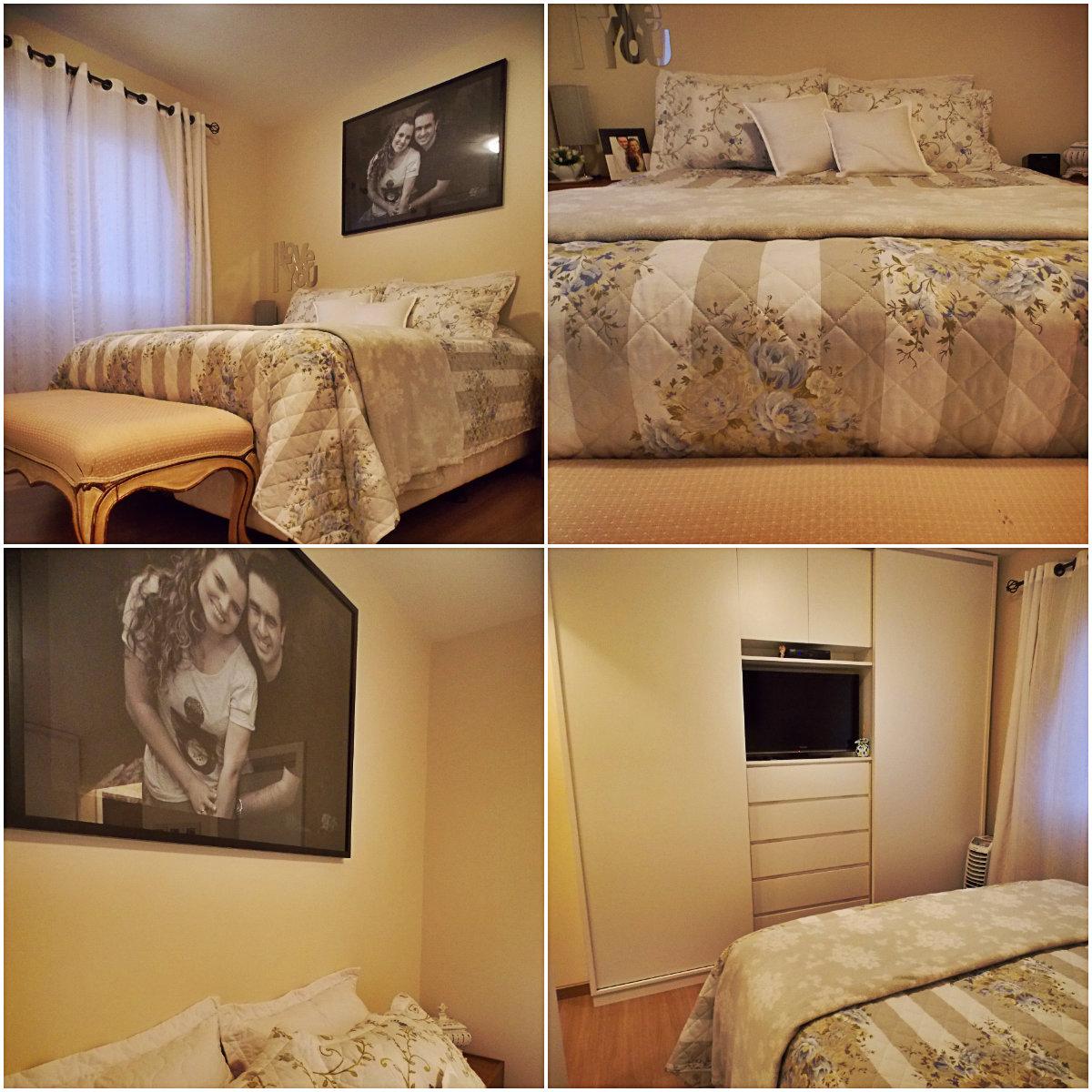 Como deixar seu quarto de casal mais aconchegante e  ~ Quarto Romantico Casal
