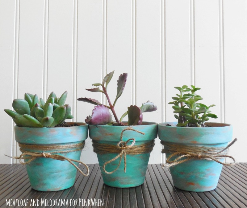 Idee fai da te per decorare e creare vasi e originali - Decorare vasi terracotta ...