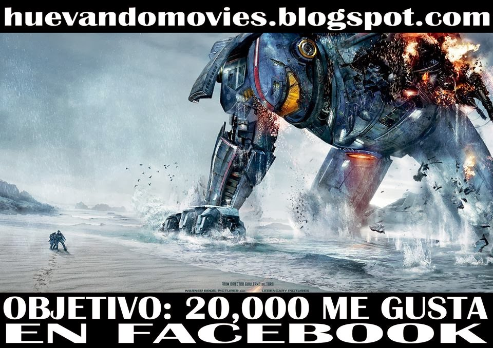 PACIFIC RIM FULL HD 1080P ESPAÑOL LATINO