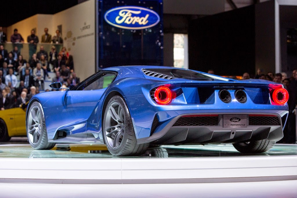 2017 GT Fords First Viper Fighter In Years O Allpar News