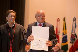Governador reeleito, José Melo é diplomado pelo TRE-AM e diz que mudanças no Governo iniciam em janeiro de 2015
