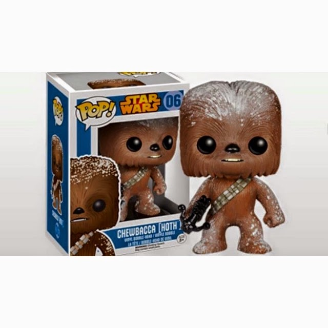 Funko Pop! Chewbacca Hoth