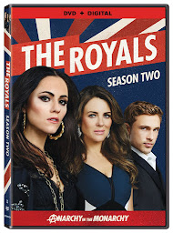 THE ROYALS SEASON 2 OUT MARCH 22ND ON REGION 1