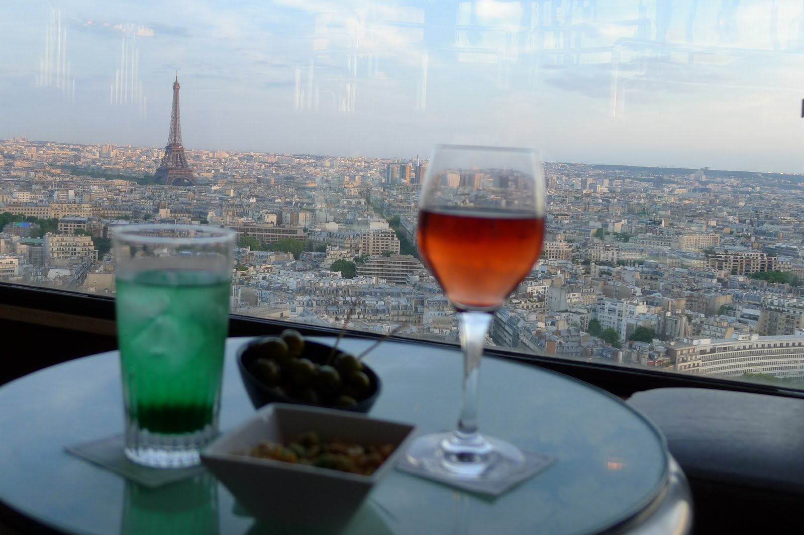 The View From The Panoramic Bar