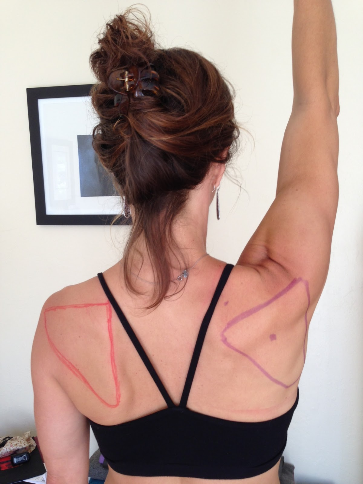 Which Way Should Your Shoulder Blades Go? | YOGA FOR HEALTHY AGING