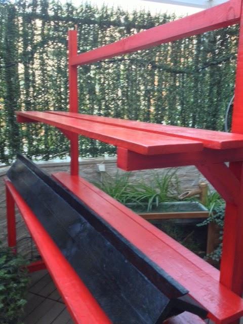 Penjing garden estanteria bonsai dise o puerta tori for Estanterias para bonsais