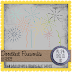 Doodled Fireworks Brush Set