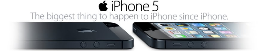New iPhone 5 - Brand New Apple iPhone 5