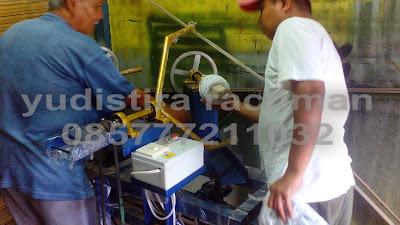 mesin gulung rafia Bandung