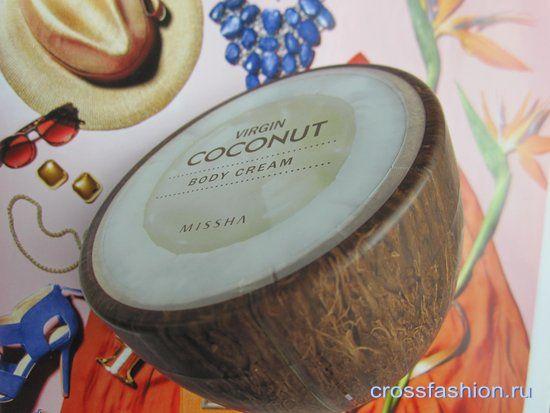 Крем из масла кокоса своими руками