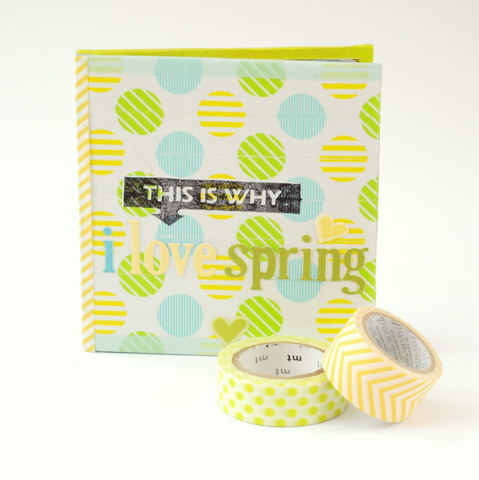 spring fling: minialbum 'i love spring' cover by momentstolivefor