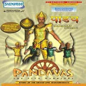 Pandavas: The Five Warriors (2000 - movie_langauge) -