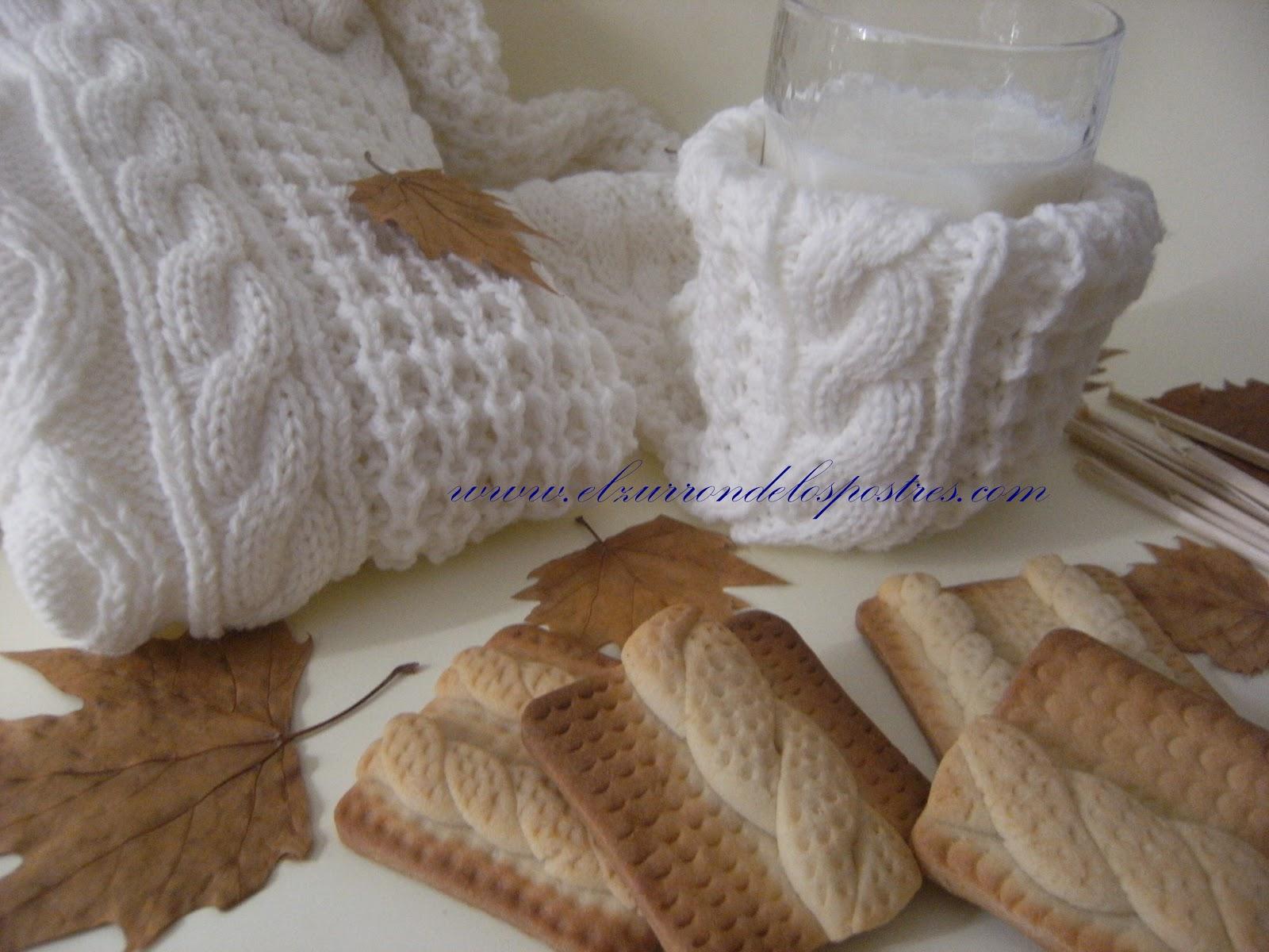 Galletas punto de lana recetas de cocina - Puntos de lana ...